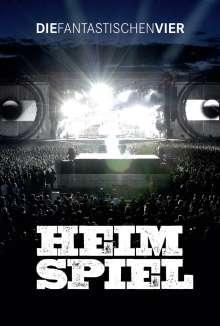 Die Fantastischen Vier: Heimspiel: Live 2009, DVD