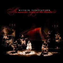 Within Temptation: An Acoustic Night At The Theatre, CD