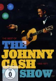 Johnny Cash: The Best Of The Johnny Cash TV Show 1969 - 1971, 2 DVDs