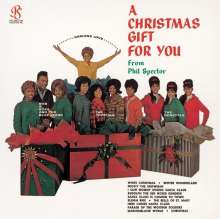 Phil Spector: A Christmas Gift For, CD