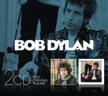 Bob Dylan: Highway 61 Revisited / Blonde On Blonde, 2 CDs