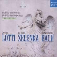 Antonio Lotti (1666-1740): Missa a tre cori, CD