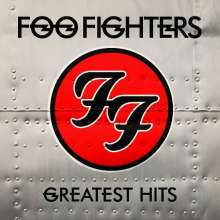 Foo Fighters: Greatest Hits (CD + DVD), CD