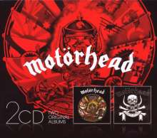 Motörhead: Two Original Albums: 1916 / March Or Die, 2 CDs