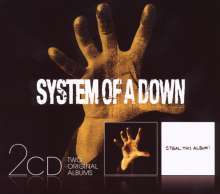 System Of A Down: Two Originals: System Of A Dawn / Steal This Album, 2 CDs