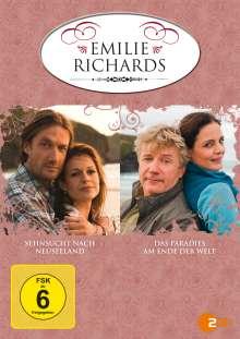 Emilie Richards: Sehnsucht nach Neuseeland/Paradies am Ende., DVD