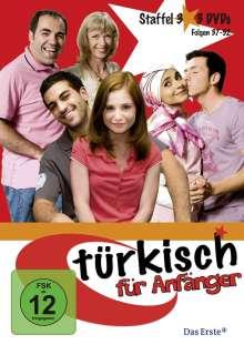 Türkisch für Anfänger Staffel 3, 3 DVDs