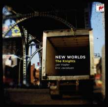 The Knights & Jan Vogler - New Worlds, CD