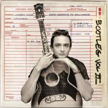 Johnny Cash: Bootleg Vol.2: From Memphis To Hollywood, 2 CDs