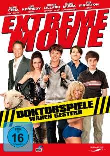 Extreme Movie, DVD