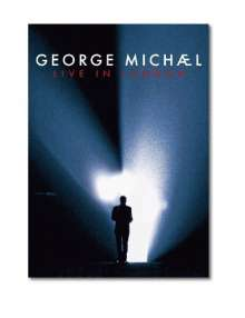 George Michael: Live In London, DVD