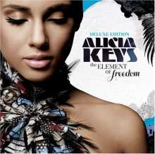 Alicia Keys (geb. 1981): The Element Of Freedom CD+DVD), 2 CDs