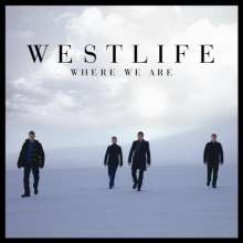 Westlife: Where We Are, CD