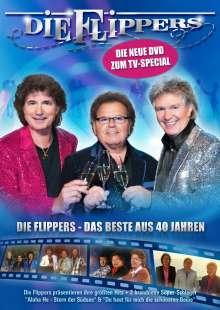 Flippers: Die Flippers: Das Beste aus 40 Jahren, DVD
