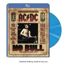 AC/DC: No Bull: The Directors Cut, Blu-ray Disc