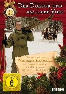 Der Doktor und das liebe Vieh: Weihnachts-Specials 1983/1985, DVD