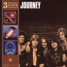 Journey: Original Album Classics, 3 CDs