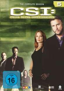 CSI Las Vegas Season 5, 6 DVDs