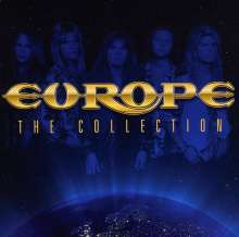 Europe: The Collection, CD