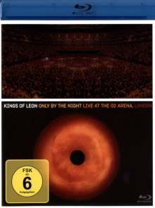 Kings Of Leon: Only By The Night - Live At The 02 Arena, London, Blu-ray Disc