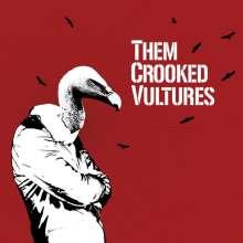 Them Crooked Vultures: Them Crooked Vultures, CD