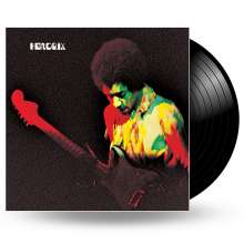 Jimi Hendrix: Band Of Gypsys (180g), LP