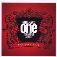 Gotthard: One Team One Spirit, 2 CDs