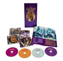 Jimi Hendrix: The Jimi Hendrix Experience (Box Set) (The Authorized Hendrix Family Edition), 4 CDs