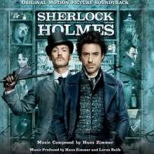 Filmmusik: Sherlock Holmes, CD