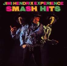 Jimi Hendrix: Smash Hits, CD