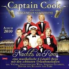 Captain Cook und seine singenden Saxophone: Nachts in Rom, CD