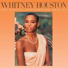 Whitney Houston: The 25th Deluxe Anniversary Edition, 1 CD und 1 DVD