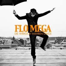 Flo Mega: Die wirklich wahren Dinge, CD