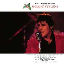 Shakin' Stevens: Merry Christmas Everyone, CD