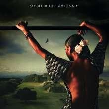 Sade: Soldier Of Love, CD
