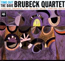 Dave Brubeck (1920-2012): Time Out! (180g), LP