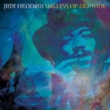 Jimi Hendrix: Valleys Of Neptune (Digipack), CD