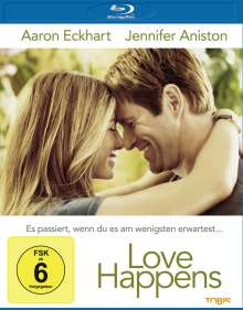 Love Happens (Blu-ray), Blu-ray Disc