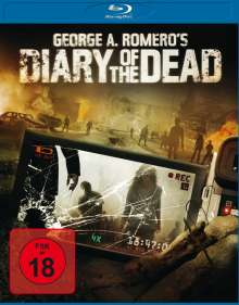 George A.Romero's Diary Of The Dead (Blu-ray), Blu-ray Disc