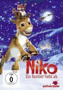 Niko - Ein Rentier hebt ab, DVD