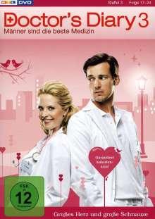 Doctor's Diary - Männer sind die beste Medizin Staffel 3, 2 DVDs