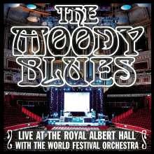 The Moody Blues: Live At Royal Albert Hall..., CD