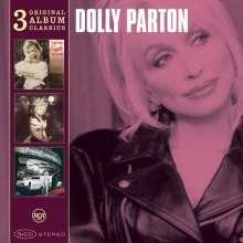 Dolly Parton: Original Album Classics, 3 CDs