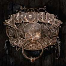 Krokus: Hoodoo (Limited Edition CD + DVD), 1 CD und 1 DVD