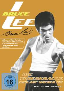Bruce Lee: Die Todeskralle schlägt wieder zu, DVD