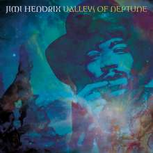 Jimi Hendrix: Valleys Of Neptune, CD