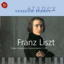 Franz Liszt (1811-1886): Etudes d'execution transcendante, Super Audio CD