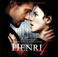 Filmmusik: Henri 4 (Original Motion Picture Soundtrack), CD