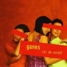 Ganes: Rai De Soredl, CD