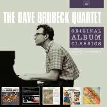 Dave Brubeck (1920-2012): Original Album Classics, 5 CDs